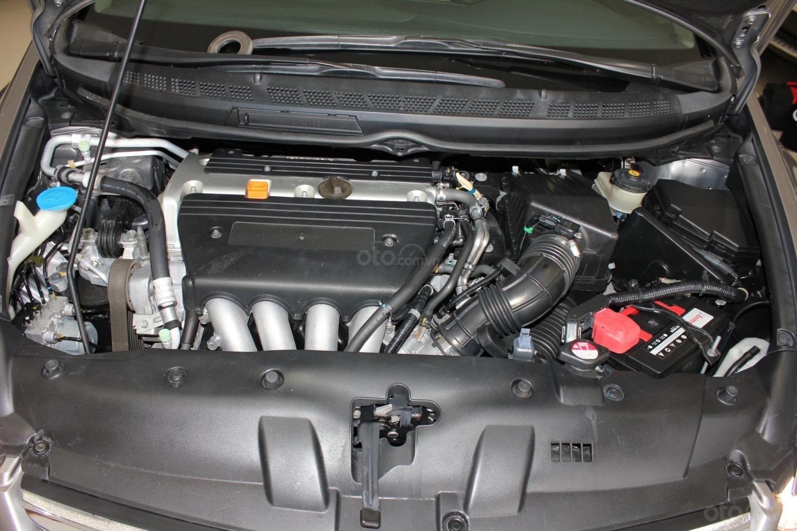 Bán ô tô Honda Civic số tự động, sản xuất 2008, màu bạc, 370 triệu (6)