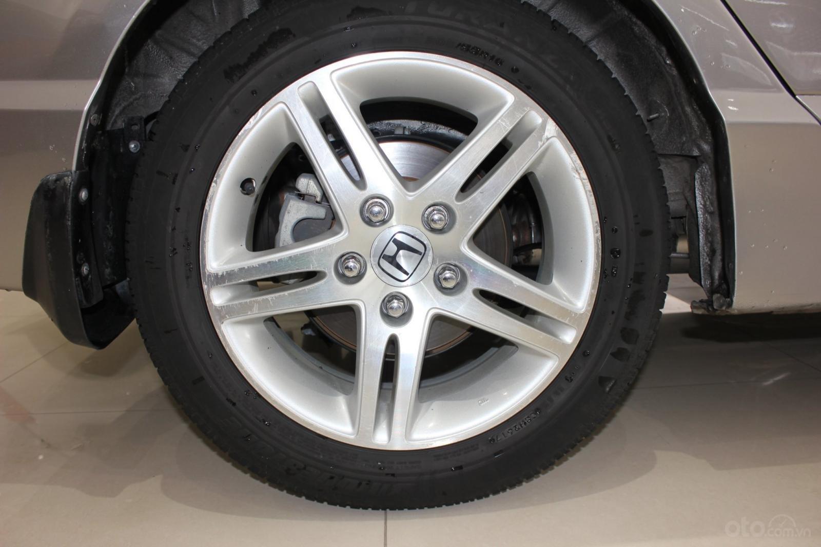 Bán ô tô Honda Civic số tự động, sản xuất 2008, màu bạc, 370 triệu (7)
