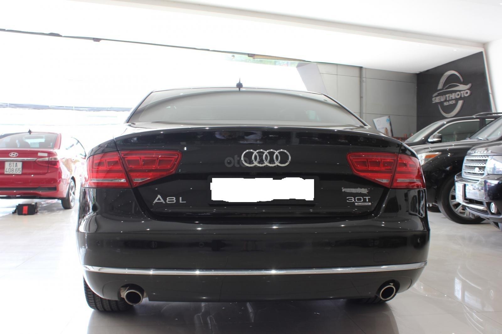 Bán xe Audi A8L date 2011, màu đen, giá 1tỷ 750tr-2
