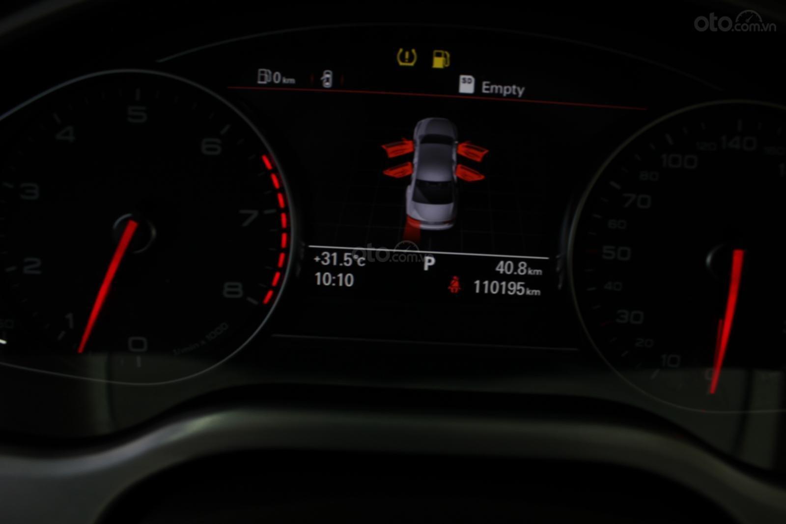 Bán xe Audi A8L date 2011, màu đen, giá 1tỷ 750tr-6