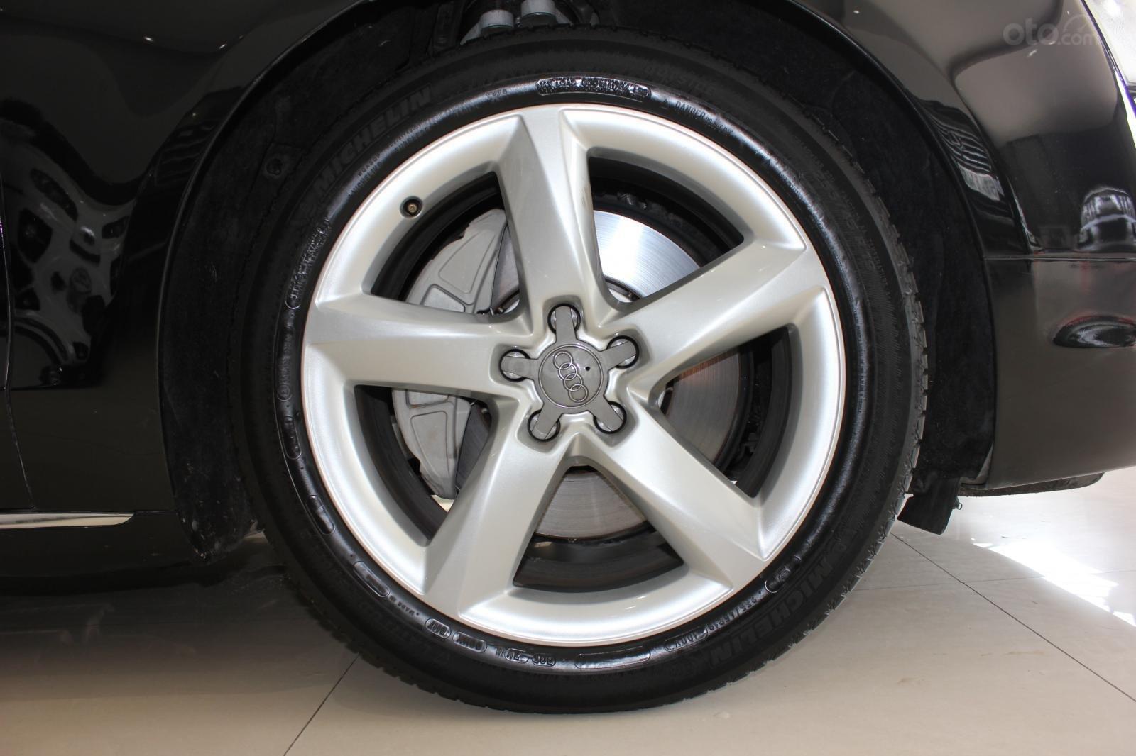 Bán xe Audi A8L date 2011, màu đen, giá 1tỷ 750tr-8
