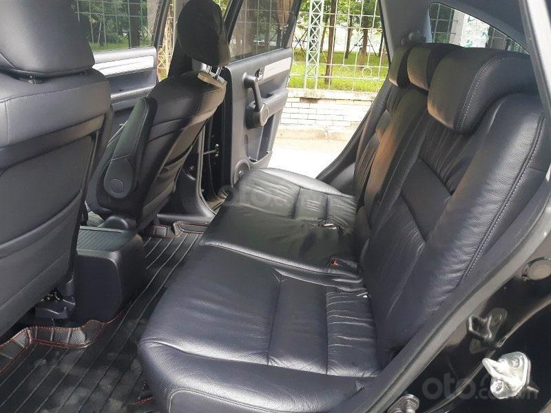 Bán Honda CRV 2.4 sản xuất 2010, màu đen  -10