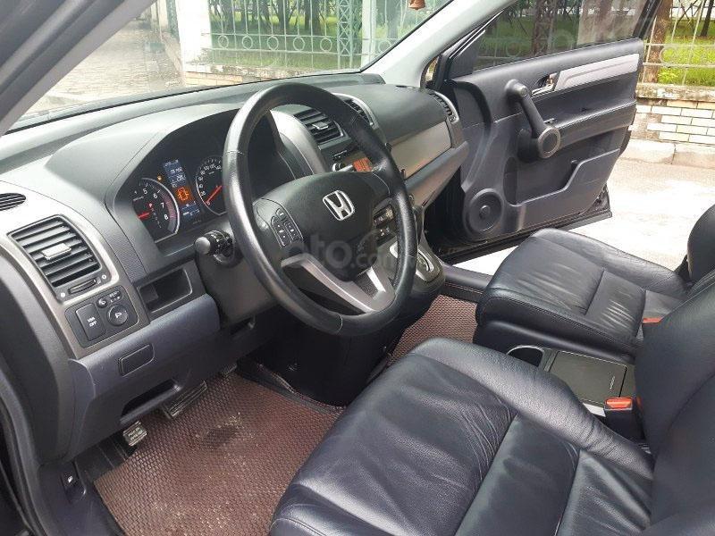 Bán Honda CRV 2.4 sản xuất 2010, màu đen  -8