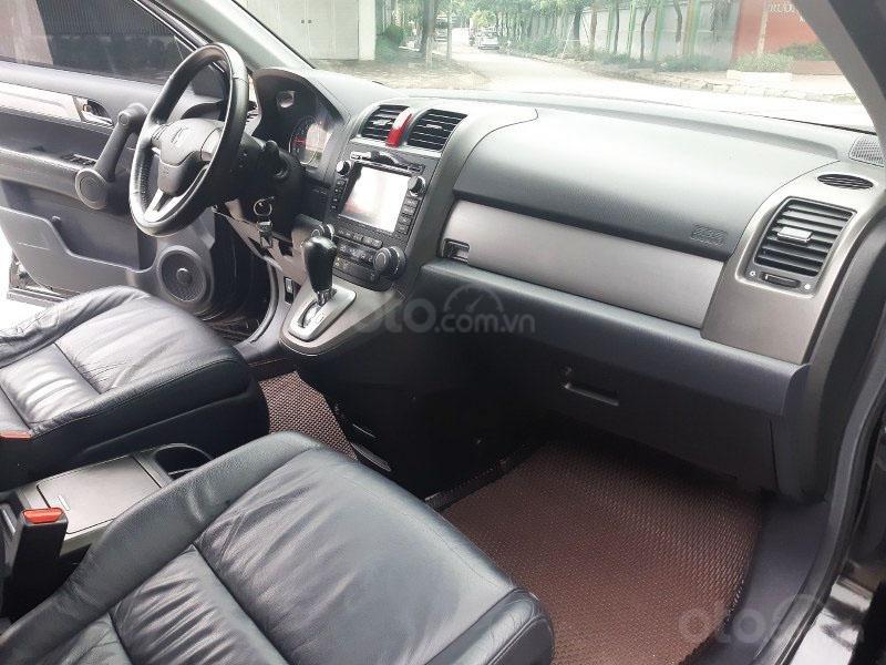 Bán Honda CRV 2.4 sản xuất 2010, màu đen  -11