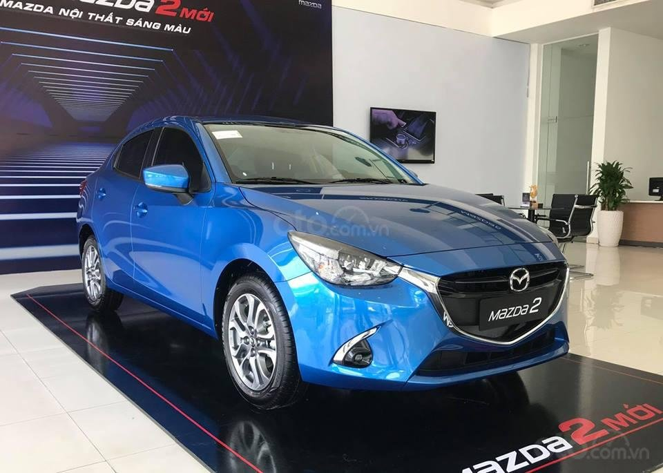 Bán xe Mazda 2 Deluxe đời 2019, nhập khẩu ưu đãi bảo hiểm thân xe-0