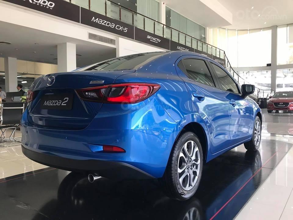 Bán xe Mazda 2 Deluxe đời 2019, nhập khẩu ưu đãi bảo hiểm thân xe-1