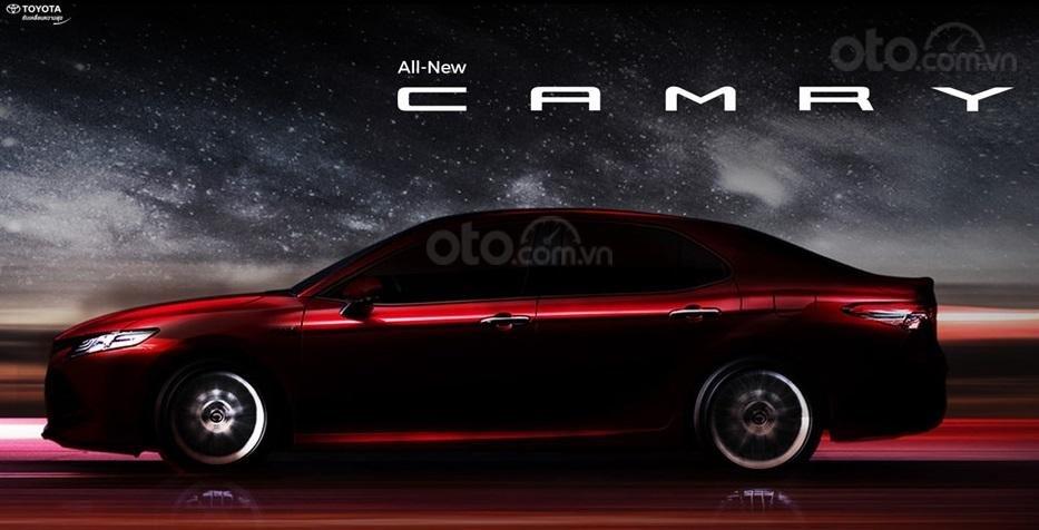 """Camry 2019 - """"Giải mã"""" sức hút, cơ hội sở hữu giá tốt nhất trong tháng 6-0"""