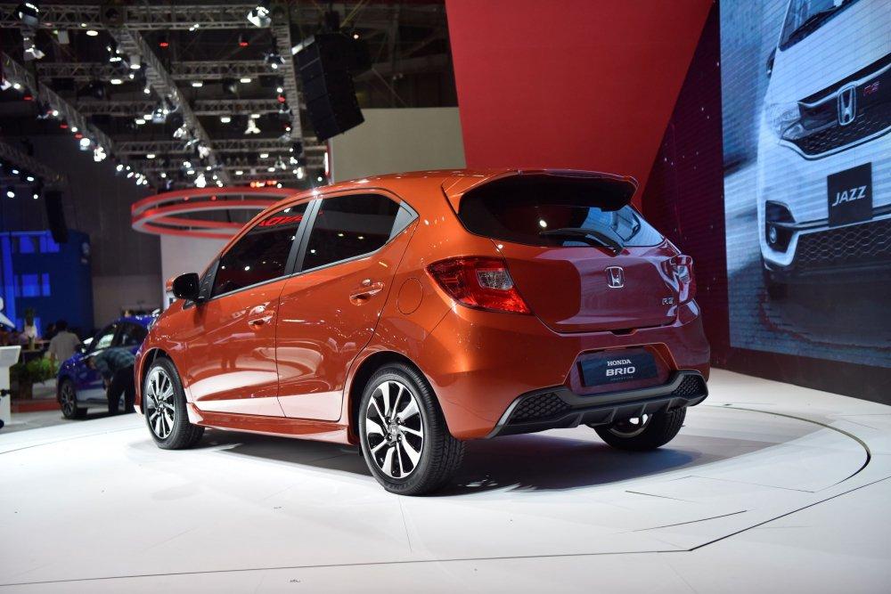 Giá xe Honda Brio 2021 mới nhất - Ảnh 1.