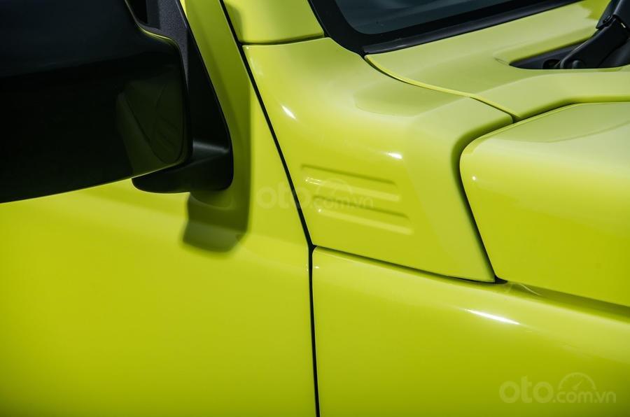 Suzuki Jimny 2020: gương chiếu hậu