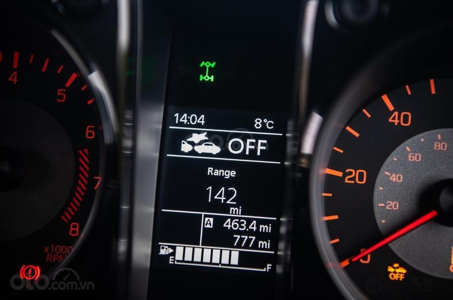 Suzuki Jimny 2020 : đồng hồ lái 1