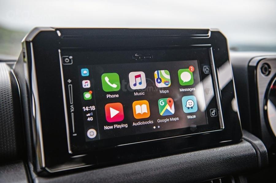 Suzuki Jimny 2020 : màn hình chính