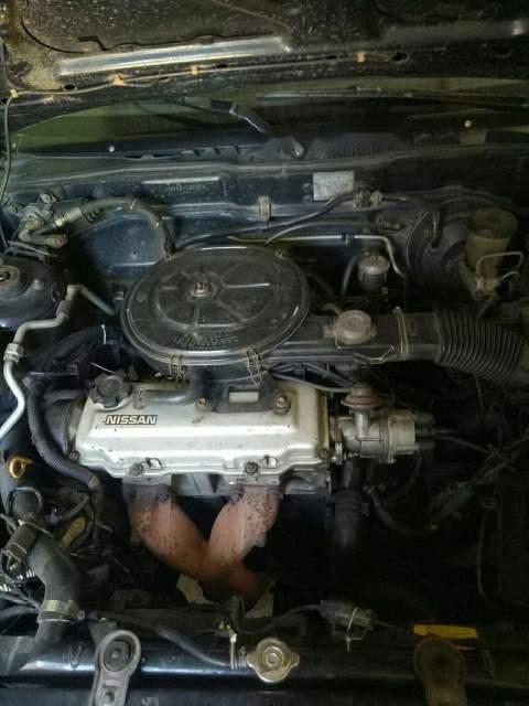 Cần bán gấp Nissan Bluebird MT đời 2002, xe gia đinh sử dụng đang trong tình trạng tốt (3)