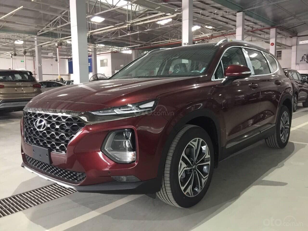 Giảm nóng 50% TTB - Hyundai Santa Fe 2020 - Giá hời mùa Covid (2)