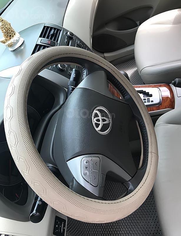 Cần bán xe Toyota Corolla altis 1.8G AT đời 2009, màu bạc -2