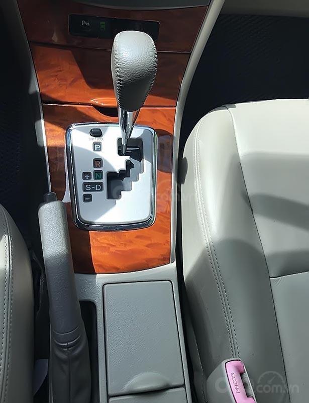 Cần bán xe Toyota Corolla altis 1.8G AT đời 2009, màu bạc -3