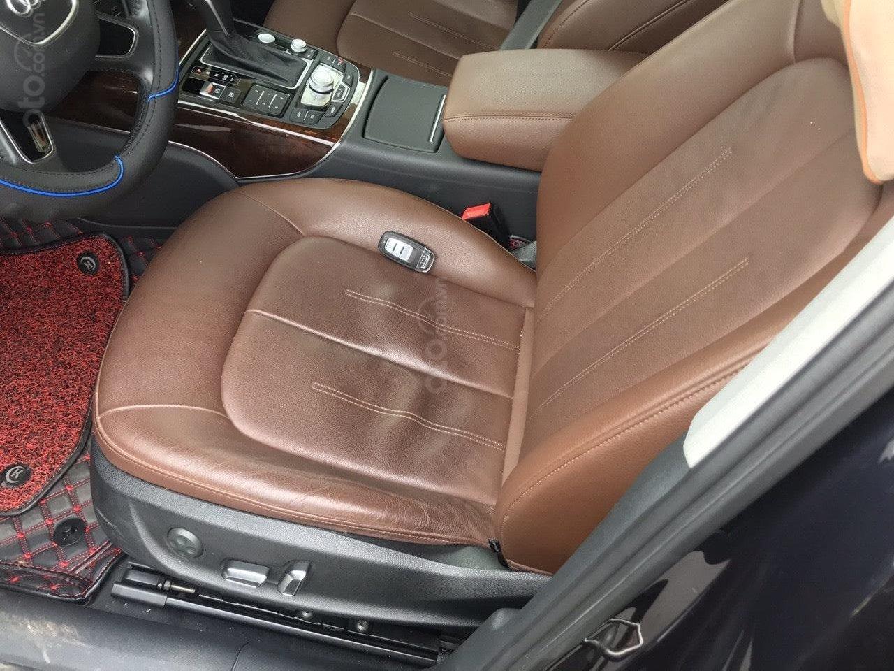 Bán Audi A6 2015 mẫu mới nhất, xe đẹp không lỗi, bao kiểm tra đâm đụng và ngập nước tại hãng-2