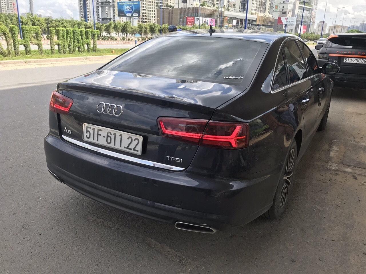 Bán Audi A6 2015 mẫu mới nhất, xe đẹp không lỗi, bao kiểm tra đâm đụng và ngập nước tại hãng-5