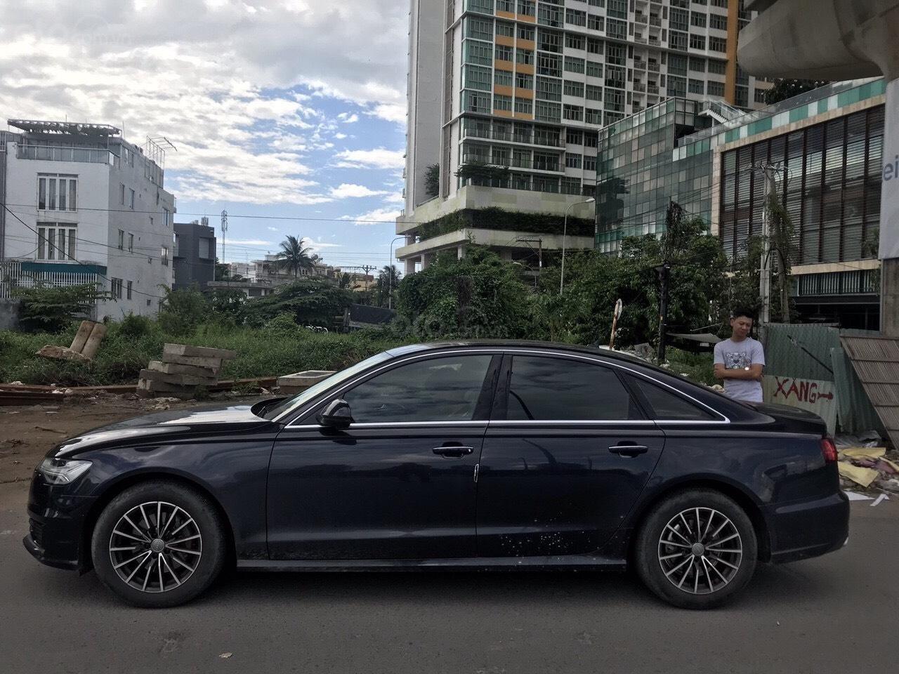 Bán Audi A6 2015 mẫu mới nhất, xe đẹp không lỗi, bao kiểm tra đâm đụng và ngập nước tại hãng-7