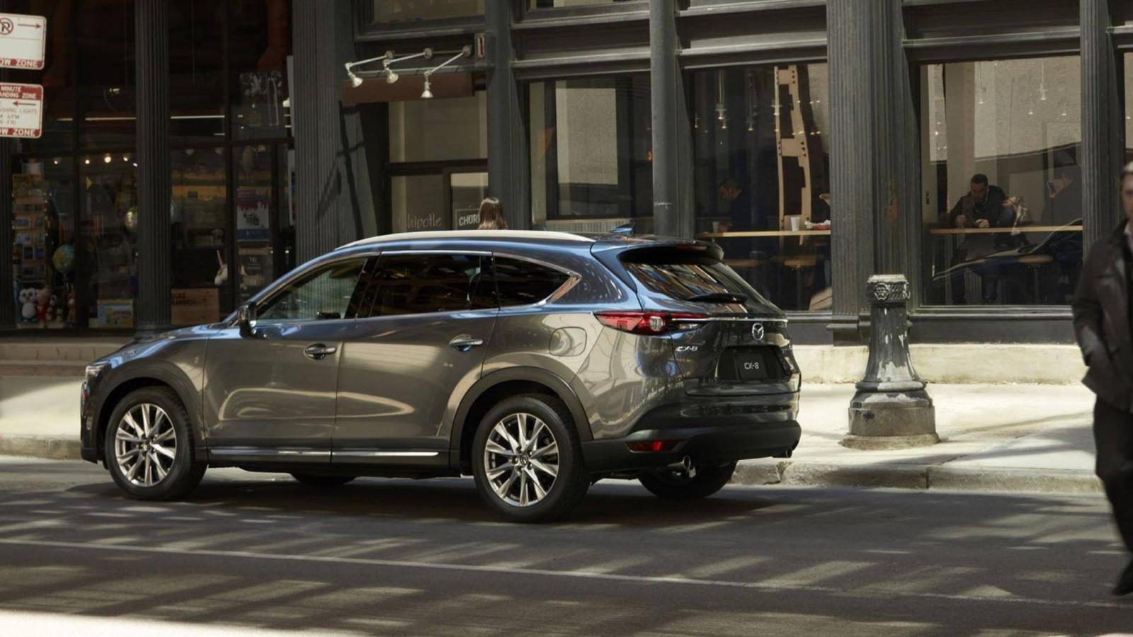 Chi tiết bảng giá sau ưu đãi của Mazda CX-8 2019 rò rỉ từ đại lý - Ảnh 1.