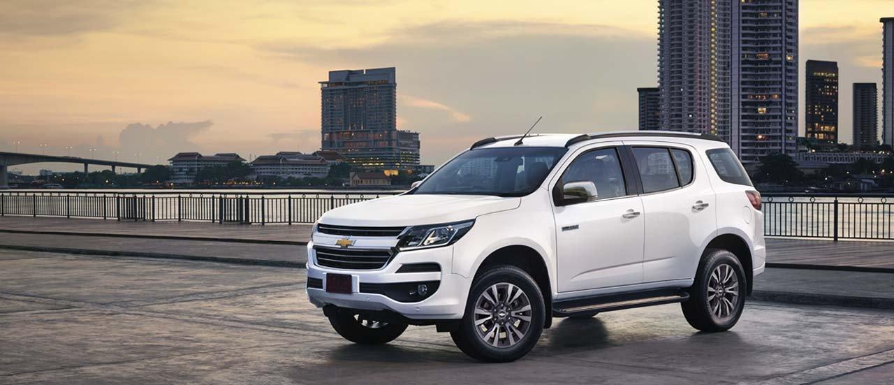 Đánh giá xe Chevrolet Trailblazer 2019