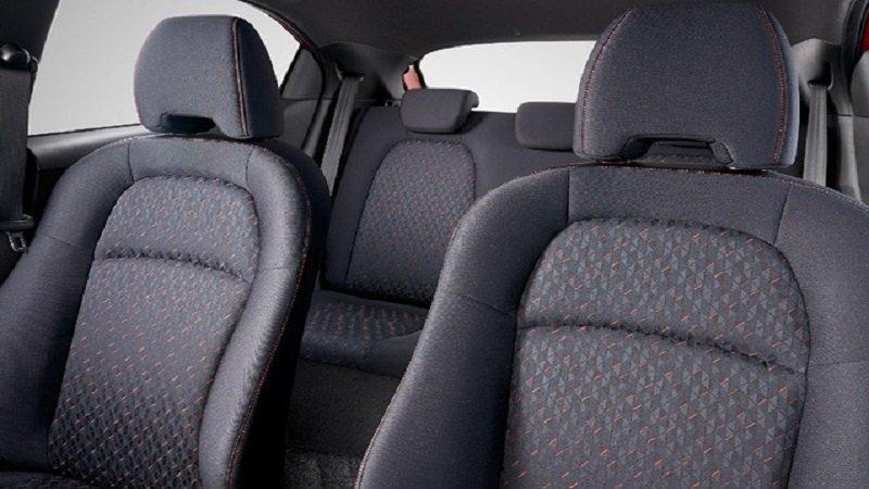 Ghế ngồi Honda Brio 2019...
