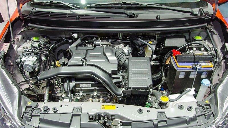 Động cơ Toyota Wigo 2019...