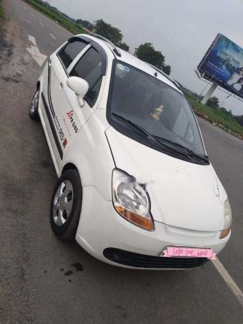 Chính chủ bán xe Chevrolet Spark năm sản xuất 2010, màu trắng (4)