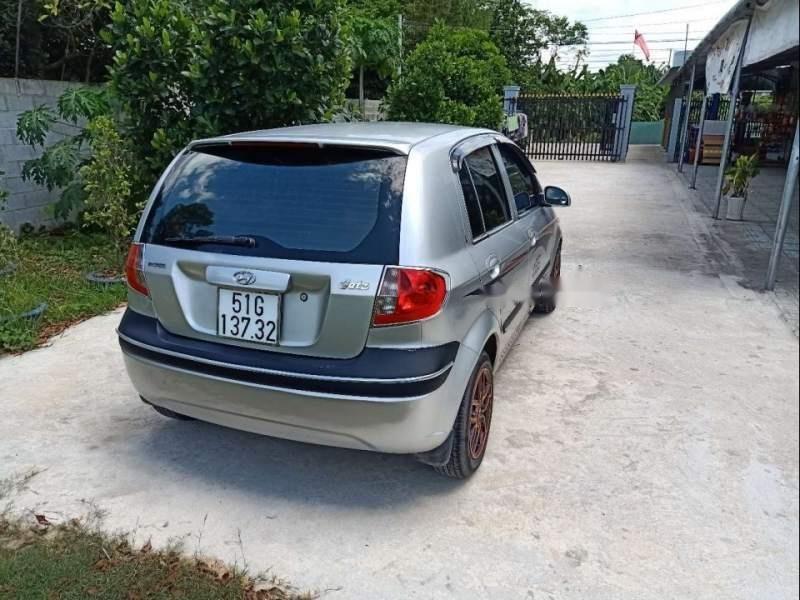 Bán Hyundai Getz MT đời 2010, màu bạc, nhập khẩu nguyên chiếc Hàn Quốc (2)