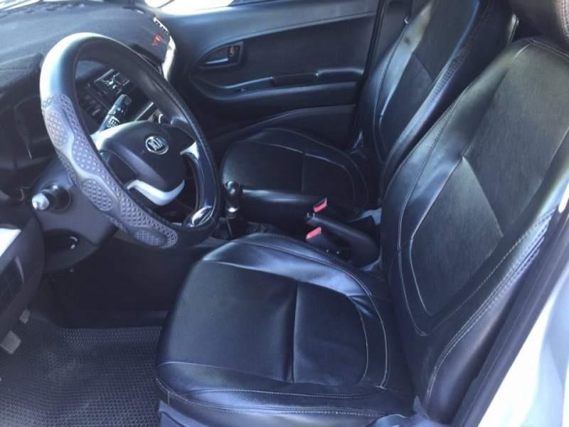 Cần bán xe Kia Morning sản xuất năm 2013, màu bạc số sàn, 210tr (4)