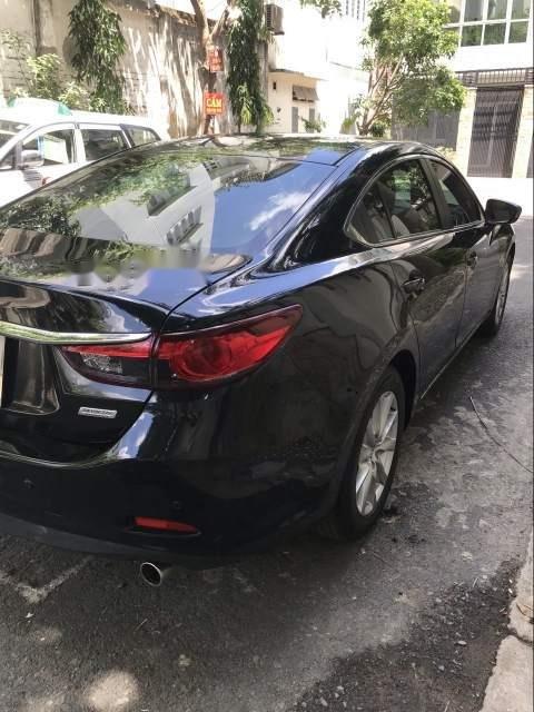 Cần bán Mazda 6 năm 2015, màu đen, đi đúng đồng hồ 35000 km (4)