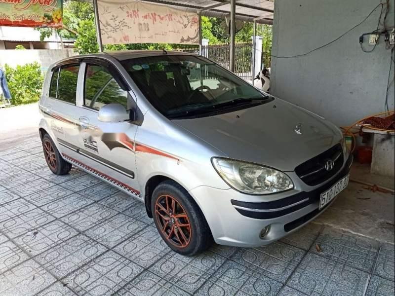 Bán Hyundai Getz MT đời 2010, màu bạc, nhập khẩu nguyên chiếc Hàn Quốc (4)