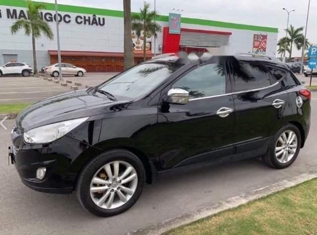 Bán Hyundai Tucson Sx 2010, máy xăng số tự động, xe nhập khẩu bản cao cấp (1)