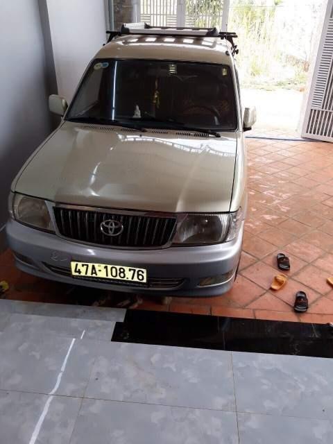 Bán xe Toyota Zace đời 2002, xe nhập, gia đình đi nên rất cẩn thận (1)