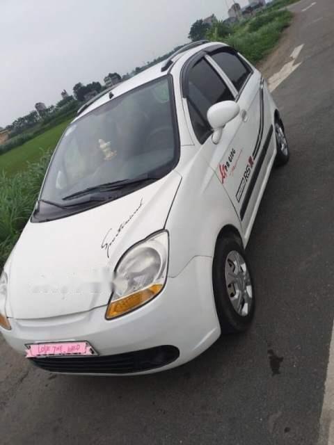 Chính chủ bán xe Chevrolet Spark năm sản xuất 2010, màu trắng (5)