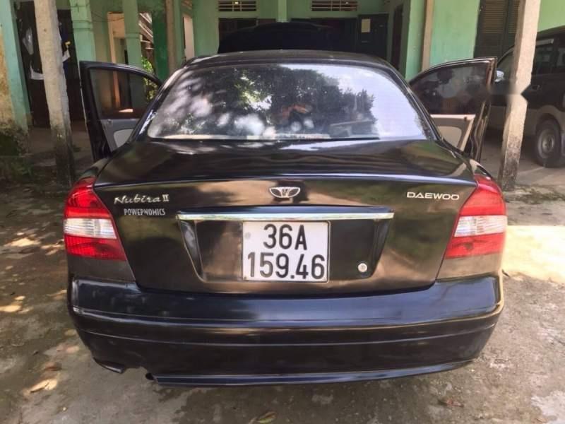 Cần bán Daewoo Nubira II đời 2003, nhập khẩu, máy móc ngon, keo chỉ zin đét (1)