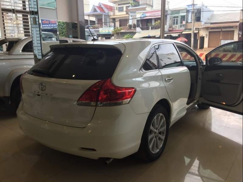 Bán xe Venza màu trắng đời 2010, xe đẹp (2)