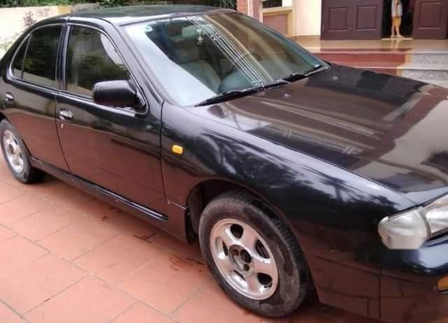 Bán ô tô Nissan Bluebird đời 1995, ai có nhu cầu vui lòng liên hệ  (3)