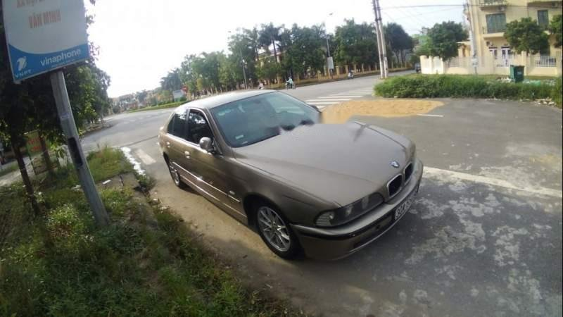 Bán BMW 5 Series 525i đời 2004, nhập khẩu số tự động (5)