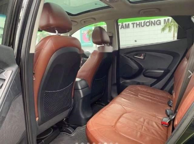Bán Hyundai Tucson Sx 2010, máy xăng số tự động, xe nhập khẩu bản cao cấp (4)