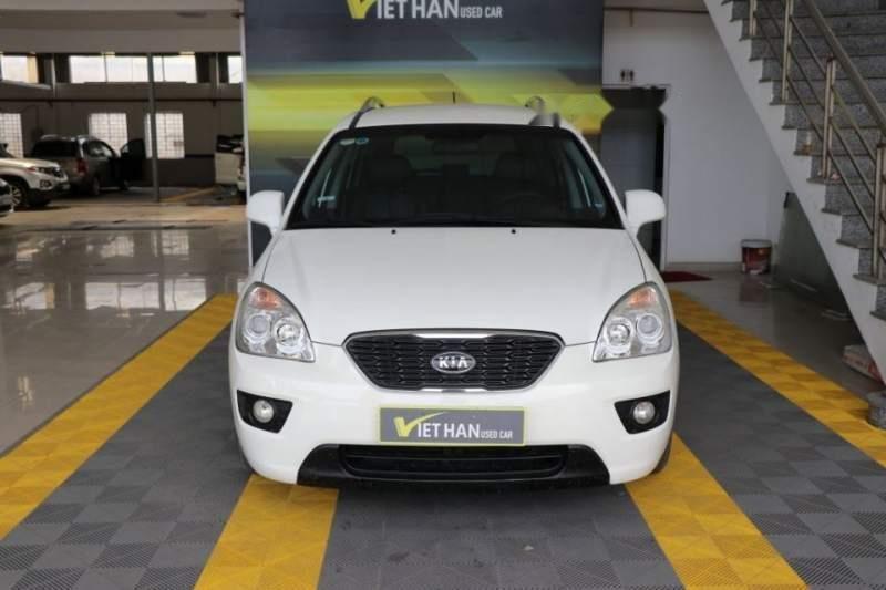 Bán ô tô Kia Carens EX 2.0MT sản xuất 2016, màu trắng (3)