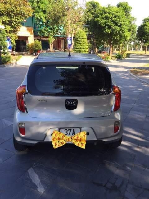 Cần bán xe Kia Morning sản xuất năm 2013, màu bạc số sàn, 210tr (3)