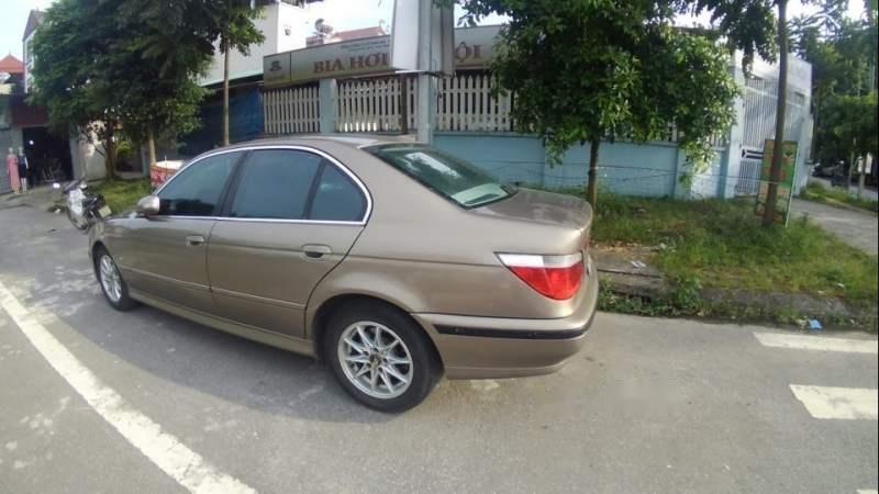 Bán BMW 5 Series 525i đời 2004, nhập khẩu số tự động (1)