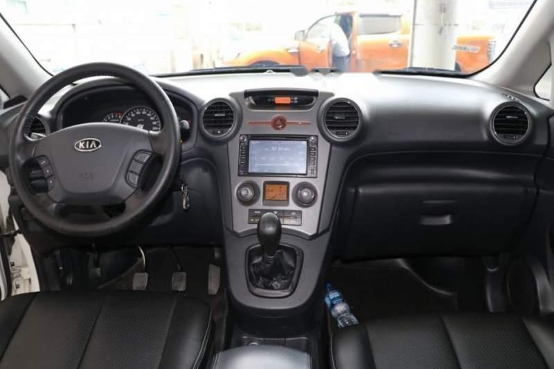 Bán ô tô Kia Carens EX 2.0MT sản xuất 2016, màu trắng (5)