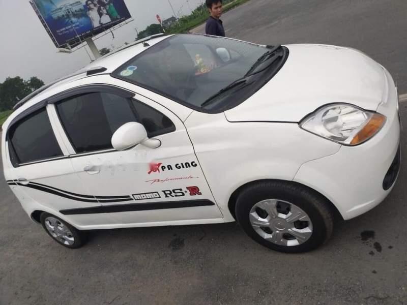 Chính chủ bán xe Chevrolet Spark năm sản xuất 2010, màu trắng (1)