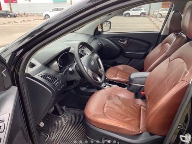 Bán Hyundai Tucson Sx 2010, máy xăng số tự động, xe nhập khẩu bản cao cấp (5)