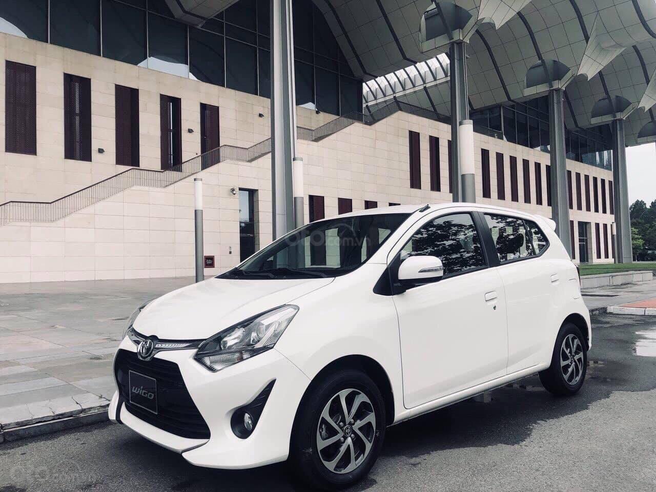 Toyota Wigo năm 2019, nhập khẩu Indonesia, giá tốt, liên hệ ngay 0907044926 để được hỗ trợ tốt nhất (2)
