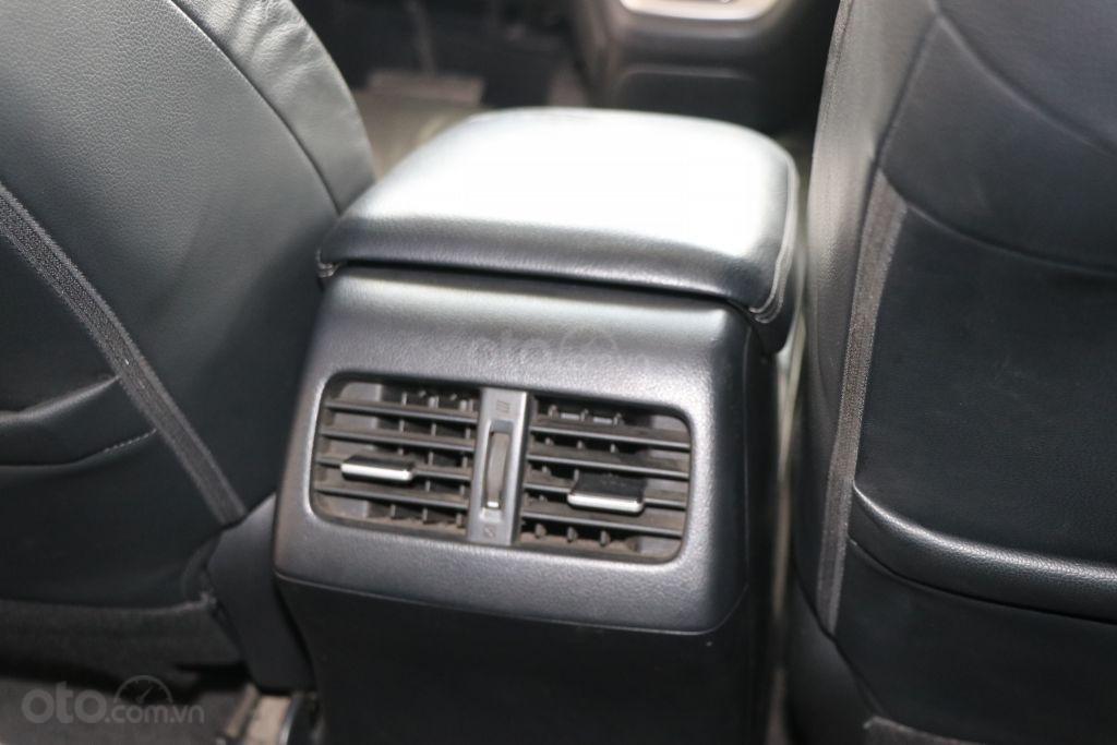 Cần bán Honda CR V 2.4AT năm 2014, màu bạc-11