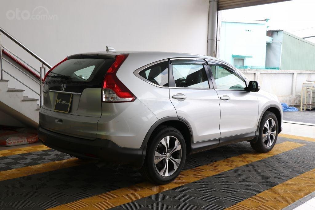 Cần bán Honda CR V 2.4AT năm 2014, màu bạc-3