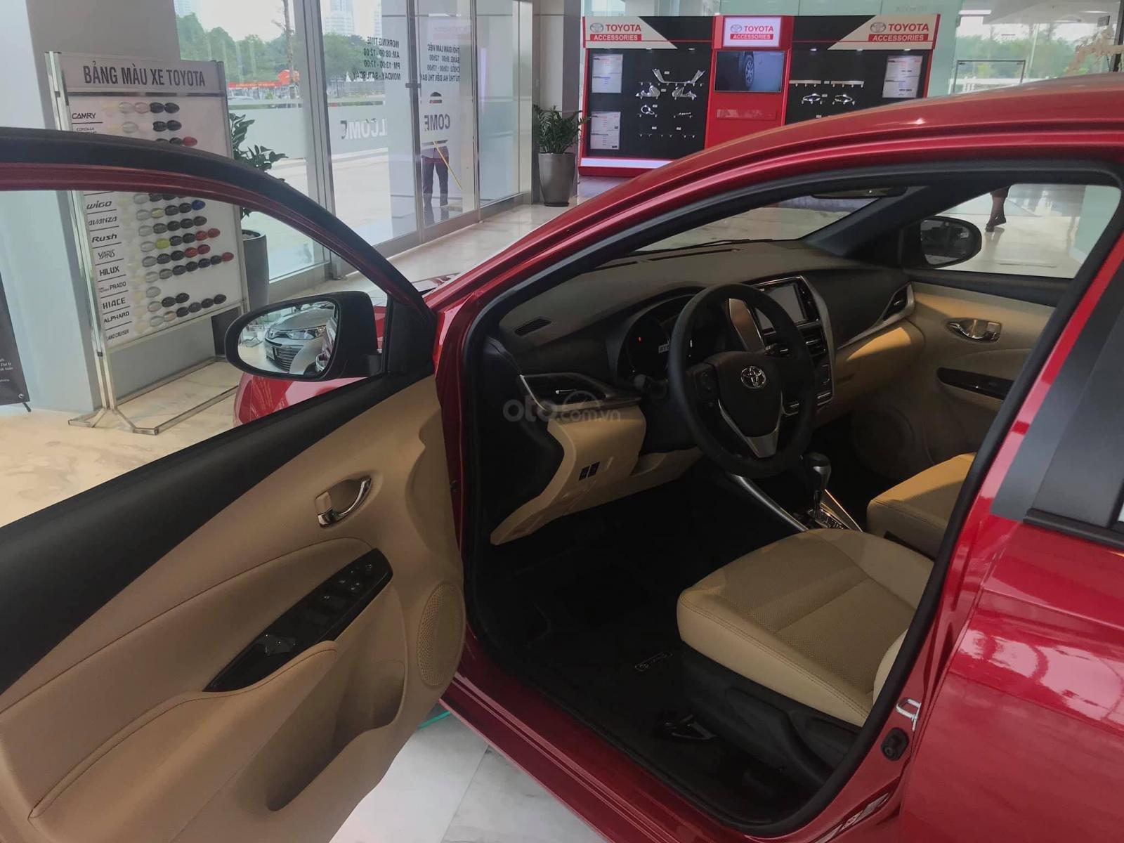 Đại lý Toyota Thái Hòa, bán Toyota Yaris, màu đỏ, nhập khẩu, giá tốt, LH: 0975 882 169-2