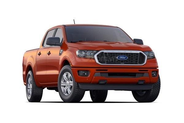 Giá xe Ford Ranger cũ